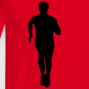runner, running Hoodies & Sweatshirts - Men's T-Shirt