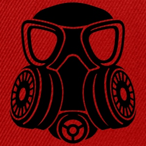 Gas mask T-Shirts - Snapback Cap