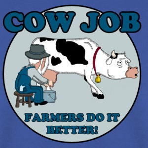 COW JOB T-shirts - Herre sweater