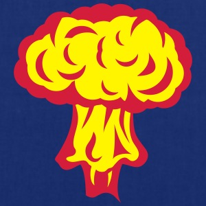 Explosion atomic nuclear mushroom Hoodies & Sweatshirts - Tote Bag