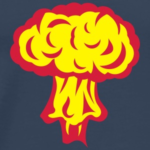 Explosion atomic nuclear mushroom Sports wear - Men's Premium T-Shirt