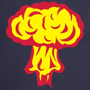 Explosion atomic nuclear mushroom T-Shirts - Cooking Apron