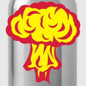 Explosion atomic nuclear mushroom Shirts - Water Bottle