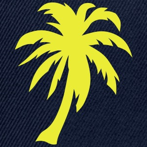 palm tree 3062 T-Shirts - Snapback Cap