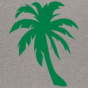 palm tree 306 T-Shirts - Snapback Cap