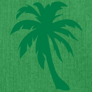 palm tree 306 T-Shirts - Shoulder Bag made from recycled material