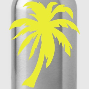 palm tree 3062 T-Shirts - Water Bottle