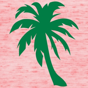 palm tree 306 Shirts - Women's Tank Top by Bella