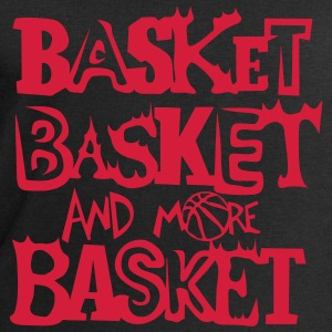Basketball and more quote Shirts - Men's Sweatshirt by Stanley & Stella