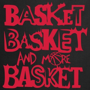Basketball and more quote Shirts - Cooking Apron