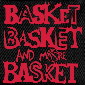 Basketball and more quote Shirts - Kids' Backpack