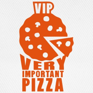 vip very important pizza quote  Aprons - Baseball Cap