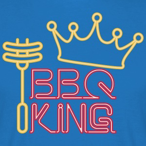 BBQ King Tabliers - T-shirt Homme