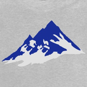 mountain, mountains Tee shirts - T-shirt Bébé