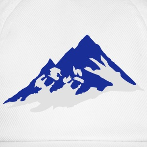 mountain, mountains T-shirts - Baseballcap
