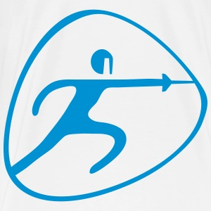 fencing_olim1 Other - Men's Premium T-Shirt