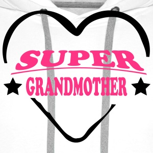 Super Grandmother 111 Kookschorten - Mannen Premium hoodie