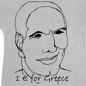 Euros for Greece - Baby T-Shirt