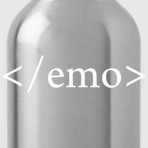 NO EMO T-Shirts - Water Bottle