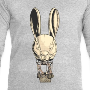 Hot Hare Balloon T-Shirts - Men's Sweatshirt by Stanley & Stella