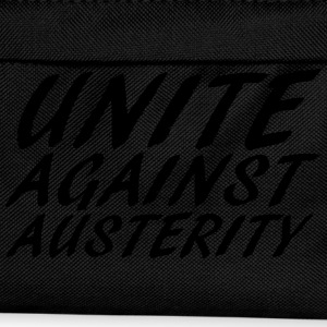 unite against austerity 2 T-Shirts - Kids' Backpack