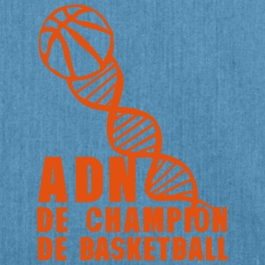basketball adn champion 1 Tee shirts - Sac bandoulière 100 % recyclé