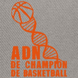 basketball adn champion 1 Tee shirts - Casquette snapback