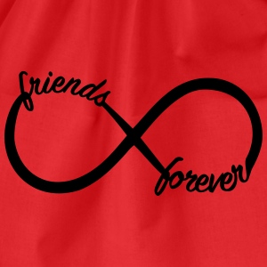 Friends forever T-Shirts - Turnbeutel