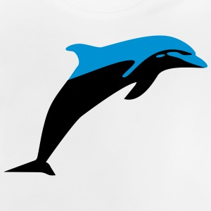 Dolphin - delfin T-shirts - Baby T-shirt