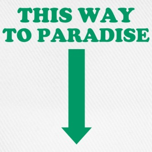 THIS WAY TO PARADISE Skjorter - Baseballcap