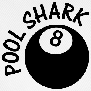 pool shark T-Shirts - Baseball Cap