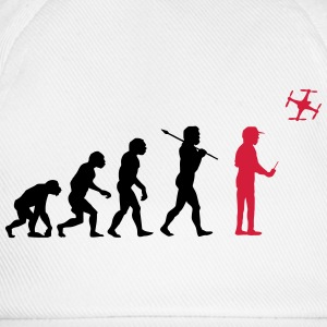 The drone evolution T-Shirts - Baseball Cap
