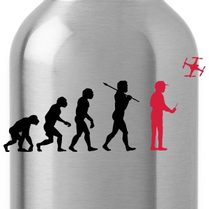 The drone evolution T-Shirts - Water Bottle