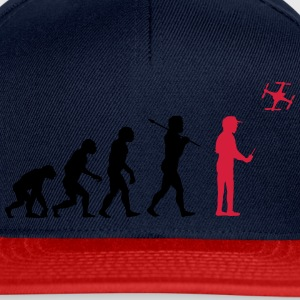 The drone evolution Camisetas - Gorra Snapback