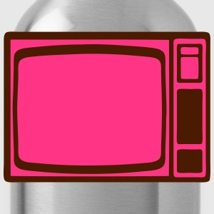 Old television retro TV2005 T-Shirts - Water Bottle