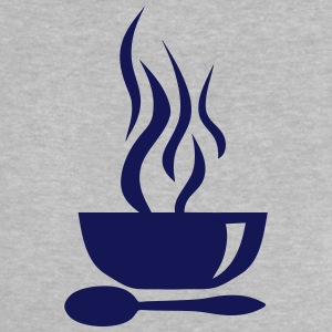Soup spoon smoking icon 1 Shirts - Baby T-Shirt
