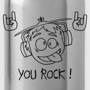 You rock Tee shirts - Gourde