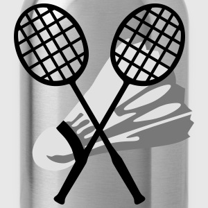 Badminton T-shirts - Drinkfles