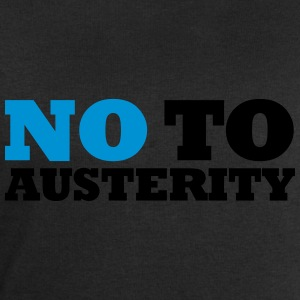 No to Austerity - Men's Sweatshirt by Stanley & Stella
