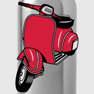 freedom Travel Scooter T-Shirts - Water Bottle