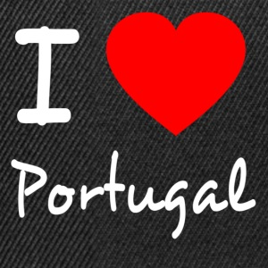 I LOVE PORTUGAL Other - Snapback Cap