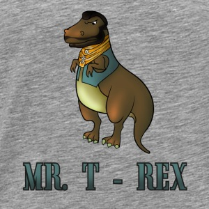 Mr. T Rex Sportbekleidung - Men's Premium T-Shirt