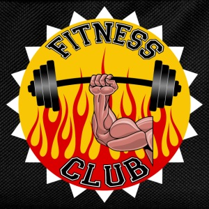 fitness club 04 Tee shirts - Sac à dos Enfant
