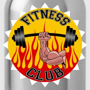 fitness club 04 Tee shirts - Gourde
