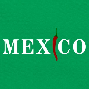 Mexico met chilii T-shirts - Retro-tas