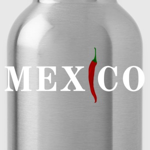 Mexico met chilii T-shirts - Drinkfles