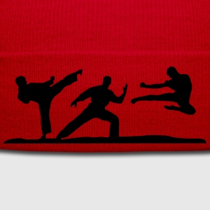 Martial Arts - 3 Fighters Shirts - Wintermuts