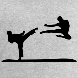 Martial Arts - 2 Fighters Topper - Sweatshirts for menn fra Stanley & Stella