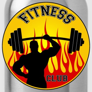 fitness club 05 Tee shirts - Gourde