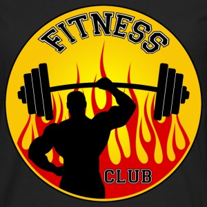fitness club 05 Tee shirts - T-shirt manches longues Premium Homme